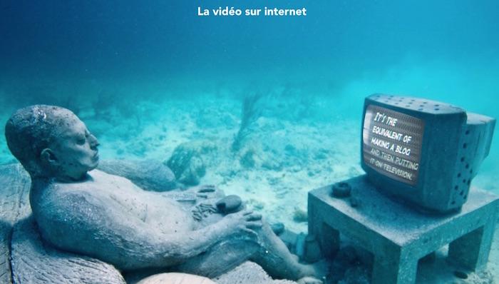 La vidéo sur Internet