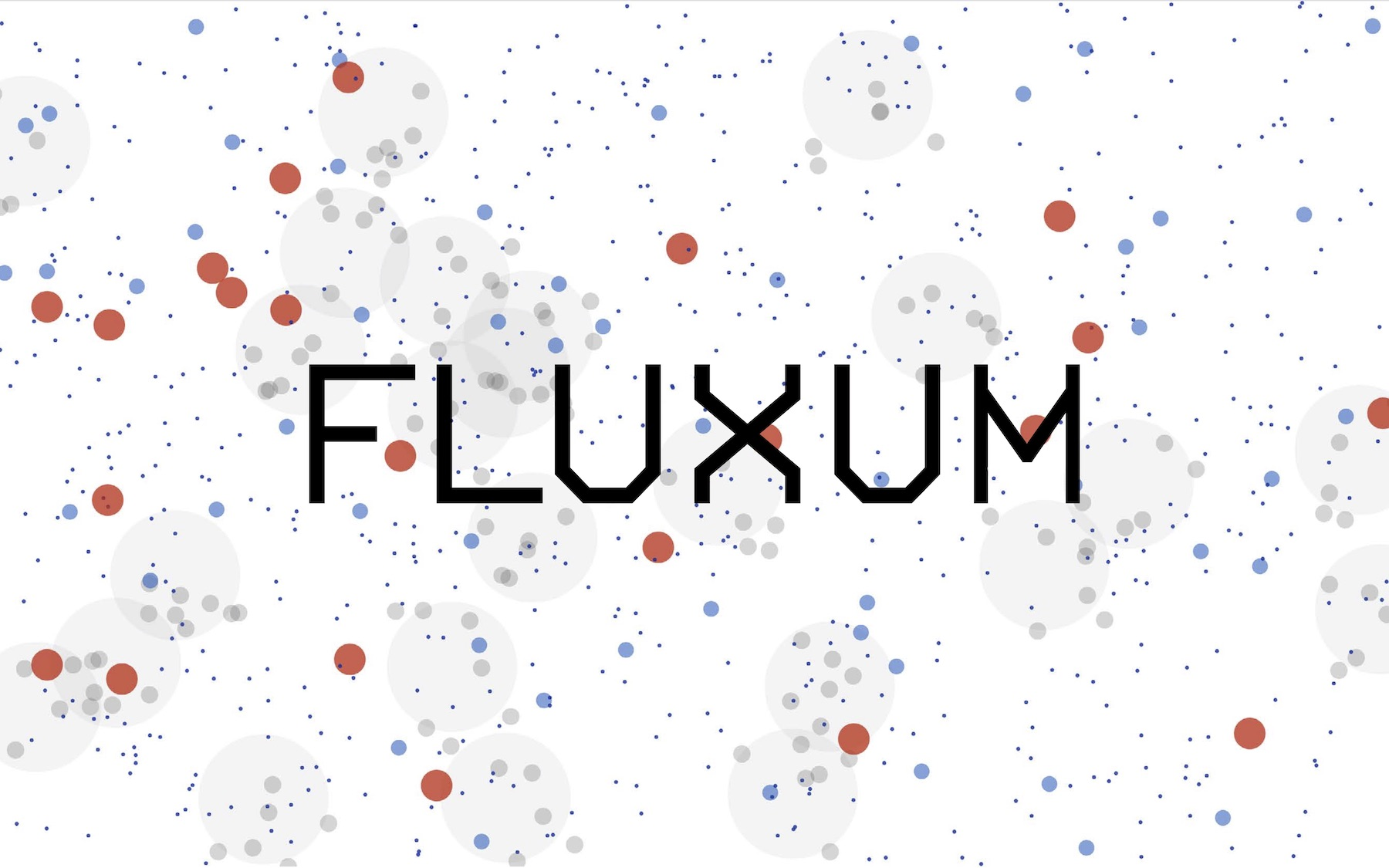 Fluxum in space